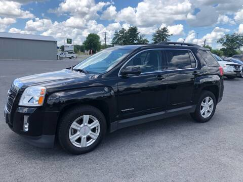 2014 GMC Terrain for sale at COUNTRYSIDE AUTO SALES in Russellville KY