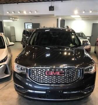 2017 GMC Acadia for sale at PRIUS PLANET in Laguna Hills CA