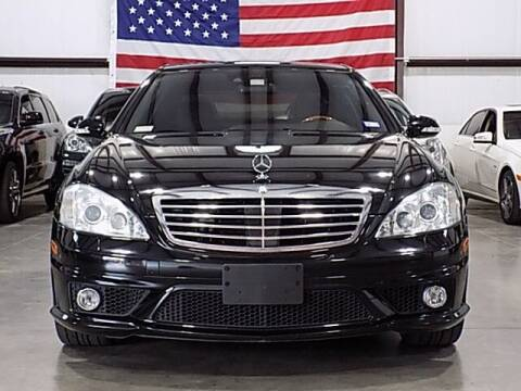 2009 Mercedes-Benz S-Class for sale at Texas Motor Sport in Houston TX
