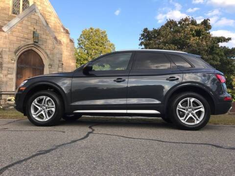 2018 Audi Q5 for sale at Reynolds Auto Sales in Wakefield MA