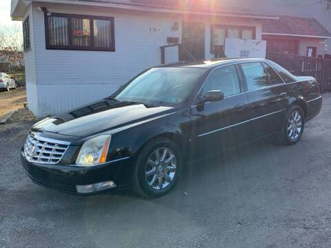 2008 Cadillac DTS for sale at Car Man Auto in Old Forge PA