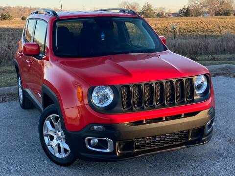 2018 Jeep Renegade for sale at Big O Auto LLC in Omaha NE