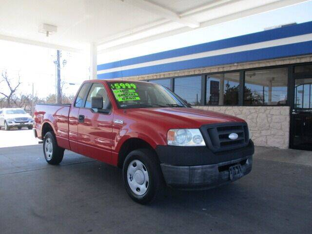 2006 Ford F-150 for sale at CAR SOURCE OKC - CAR ONE in Oklahoma City OK