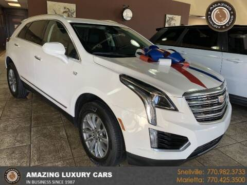2019 Cadillac XT5 for sale at Amazing Luxury Cars in Snellville GA