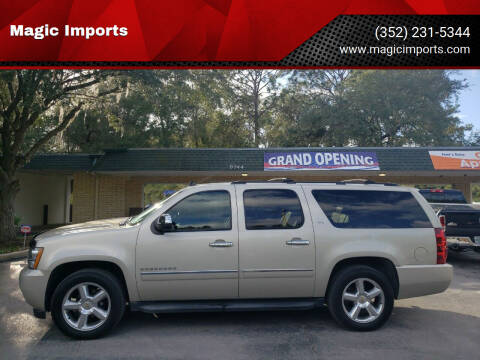 2013 Chevrolet Suburban for sale at Magic Imports in Melrose FL