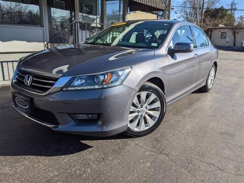 2014 Honda Accord for sale at GAHANNA AUTO SALES in Gahanna OH