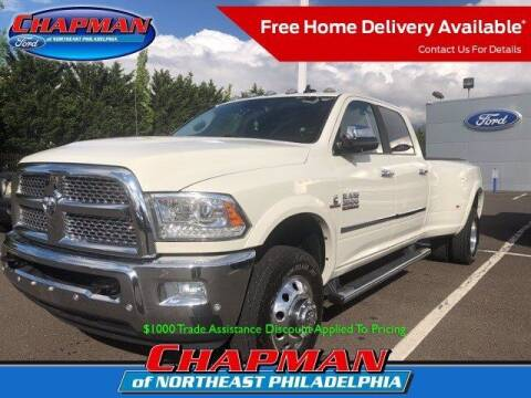 2017 RAM Ram Pickup 3500 for sale at CHAPMAN FORD NORTHEAST PHILADELPHIA in Philadelphia PA