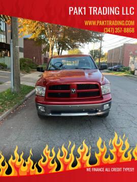 2009 Dodge Ram Pickup 1500 for sale at Pak1 Trading LLC in South Hackensack NJ