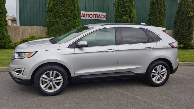 2015 Ford Edge for sale at AUTOTRACK INC in Mount Vernon WA