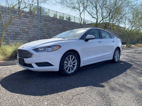 2017 Ford Fusion for sale at AUTO HOUSE TEMPE in Tempe AZ