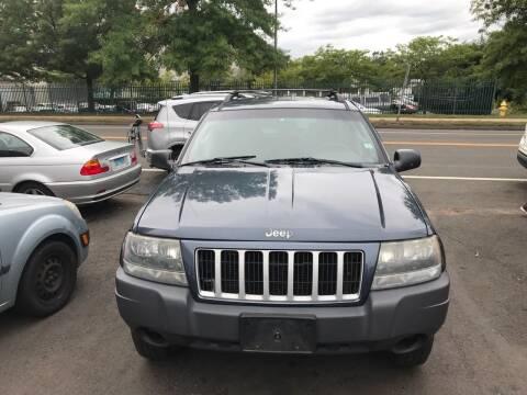 2004 Jeep Grand Cherokee for sale at Vuolo Auto Sales in North Haven CT