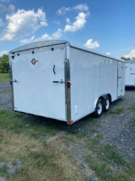 2020 Carry-On Trailer 8.5X20 for sale at STAUNTON TRACTOR INC - trailers in Staunton VA