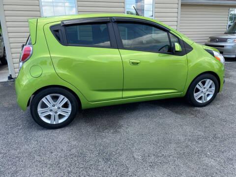 2014 Chevrolet Spark for sale at K & P Used Cars, Inc. in Philadelphia TN
