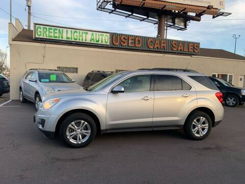 2010 Chevrolet Equinox for sale at Green Light Auto in Sioux Falls SD