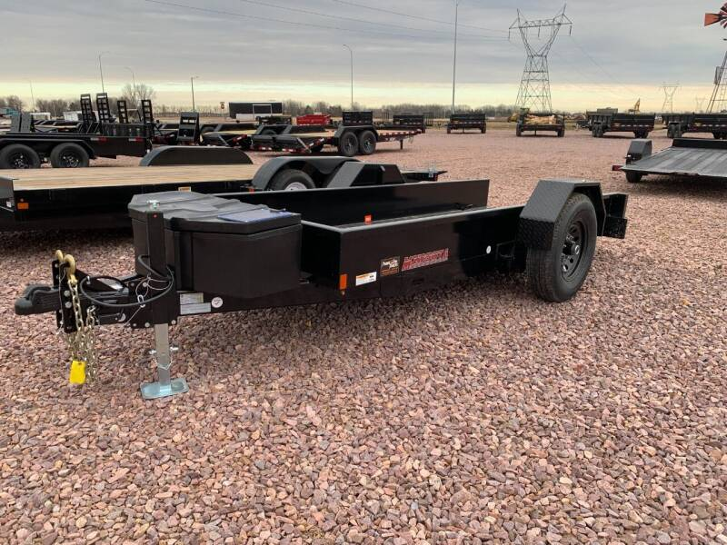 2021 Midsota SL-12 for sale at Prairie Wind Trailers, LLC in Harrisburg SD
