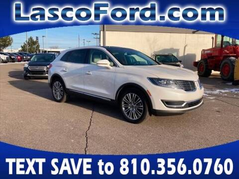 2017 Lincoln MKX for sale at Lasco of Grand Blanc in Grand Blanc MI