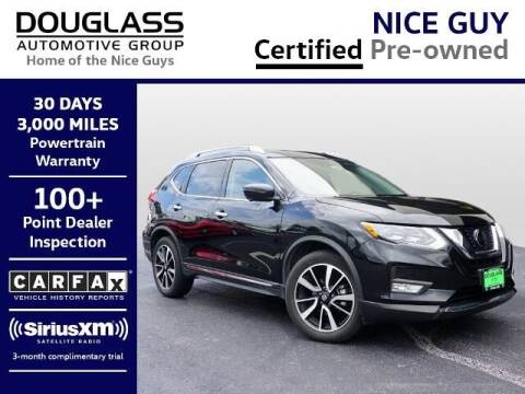 2018 Nissan Rogue for sale at Douglass Automotive Group - Douglas Mazda in Bryan TX