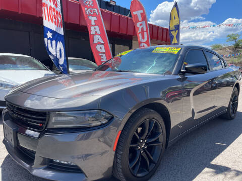 2017 Dodge Charger for sale at Duke City Auto LLC in Gallup NM