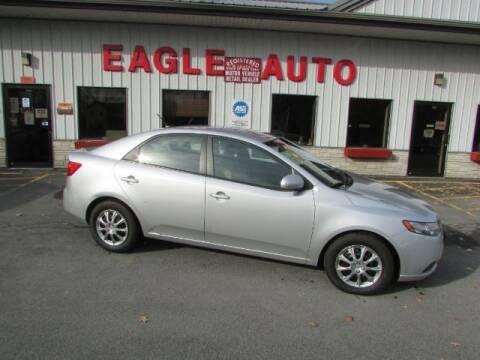 2013 Kia Forte for sale at Eagle Auto Center in Seneca Falls NY