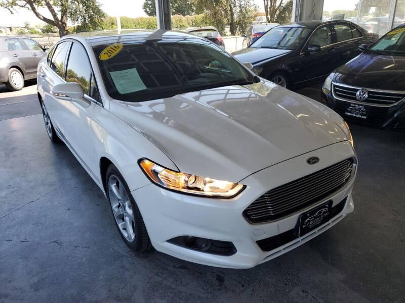 2016 Ford Fusion for sale at Sac River Auto in Davis CA