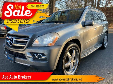 2010 Mercedes-Benz GL-Class for sale at Ace Auto Brokers in Charlotte NC