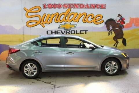 2019 Hyundai Elantra for sale at Sundance Chevrolet in Grand Ledge MI