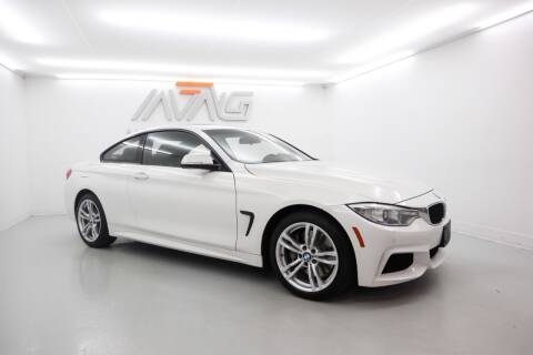 2014 BMW 4 Series for sale at Alta Auto Group LLC in Concord NC