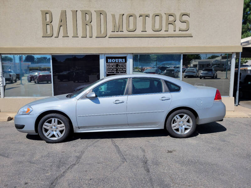 2014 Chevrolet Impala Limited for sale at BAIRD MOTORS in Clearfield UT