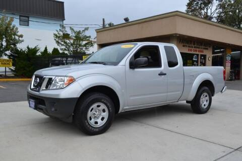 2018 Nissan Frontier for sale at Father and Son Auto Lynbrook in Lynbrook NY