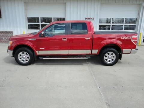 2012 Ford F-150 for sale at Quality Motors Inc in Vermillion SD