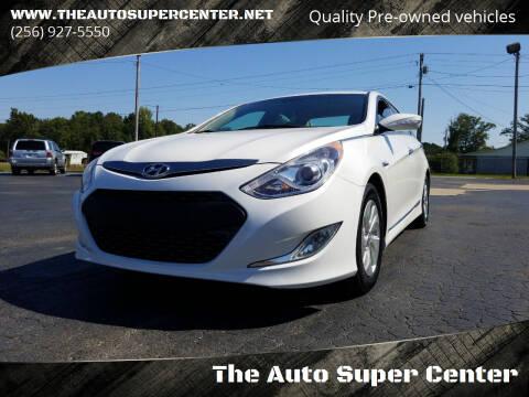 2013 Hyundai Sonata Hybrid for sale at The Auto Super Center in Centre AL