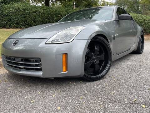 2006 Nissan 350Z for sale at El Camino Auto Sales - Global Imports Auto Sales in Buford GA