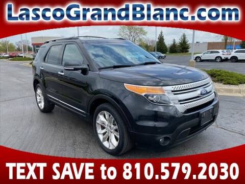 2014 Ford Explorer for sale at Lasco of Grand Blanc in Grand Blanc MI