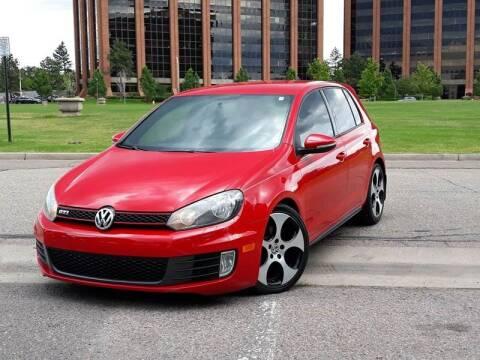 2013 Volkswagen GTI for sale at Pammi Motors in Glendale CO