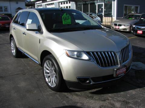 2011 Lincoln MKX for sale at CLASSIC MOTOR CARS in West Allis WI