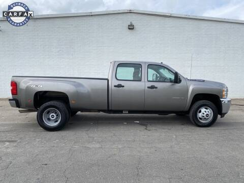 2013 Chevrolet Silverado 3500HD for sale at Smart Chevrolet in Madison NC