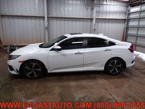 2016 Honda Civic for sale at East Coast Auto Source Inc. in Bedford VA