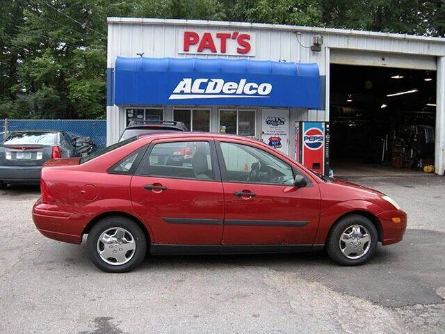 2001 Ford Focus for sale at Route 107 Auto Sales LLC in Seabrook NH