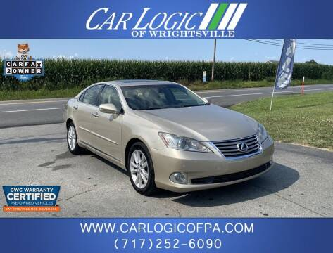 2012 Lexus ES 350 for sale at Car Logic in Wrightsville PA
