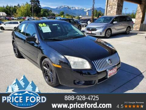 2006 Mercury Milan for sale at Price Ford Lincoln in Port Angeles WA