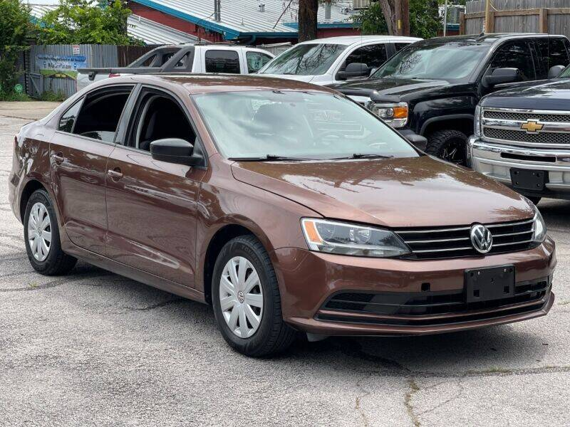 2016 Volkswagen Jetta for sale at AWESOME CARS LLC in Austin TX