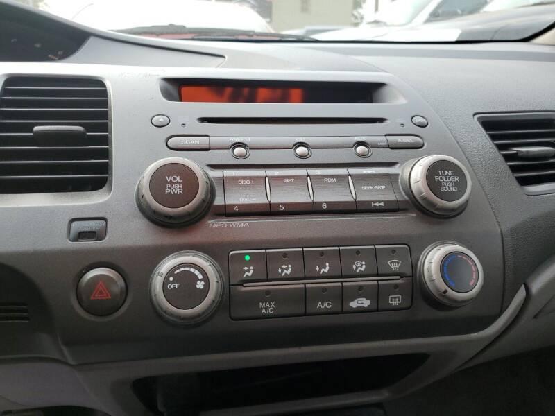 2010 Honda Civic LX 4dr Sedan 5A - Roselle NJ