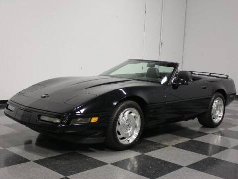 1994 Chevrolet Corvette for sale at SHAFER AUTO GROUP in Columbus OH