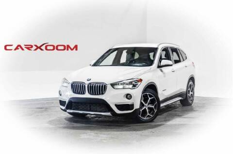 2017 BMW X1 for sale at CarXoom in Marietta GA
