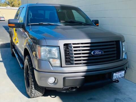 2012 Ford F-150 for sale at Auto Zoom 916 in Rancho Cordova CA