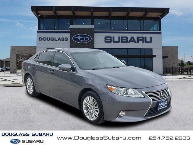 2015 Lexus ES 350 for sale at Douglass Automotive Group - Douglas Subaru in Waco TX