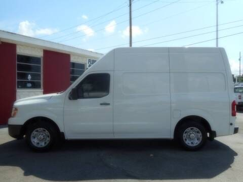 2014 Nissan NV Cargo for sale at Florida Suncoast Auto Brokers in Palm Harbor FL