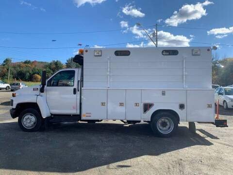 2007 GMC C5500 for sale at Upstate Auto Sales Inc. in Pittstown NY