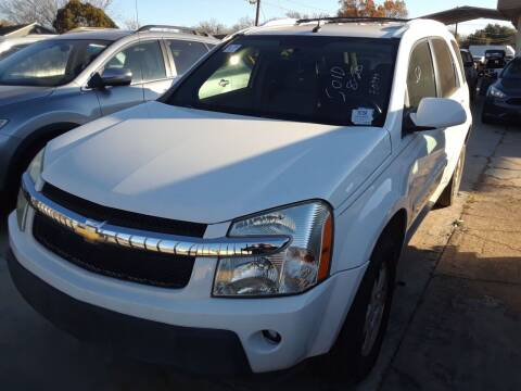 2006 Chevrolet Equinox for sale at Auto Haus Imports in Grand Prairie TX