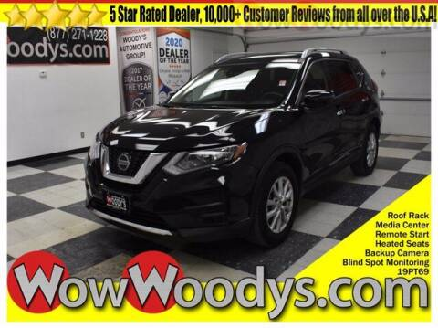 2019 Nissan Rogue for sale at WOODY'S AUTOMOTIVE GROUP in Chillicothe MO